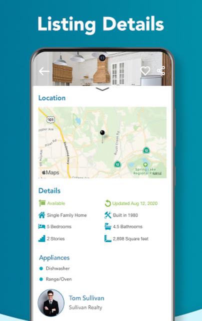Homes & Land screenshot 4