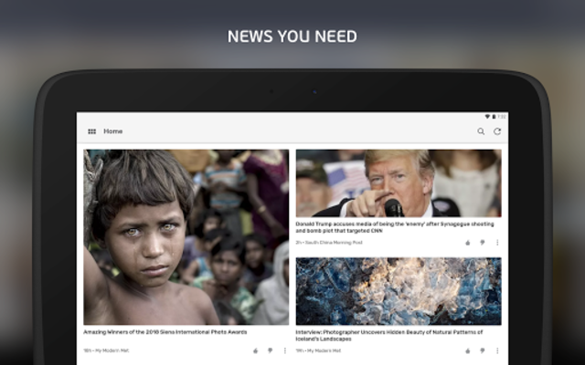 News360: Personalized News screenshot 13