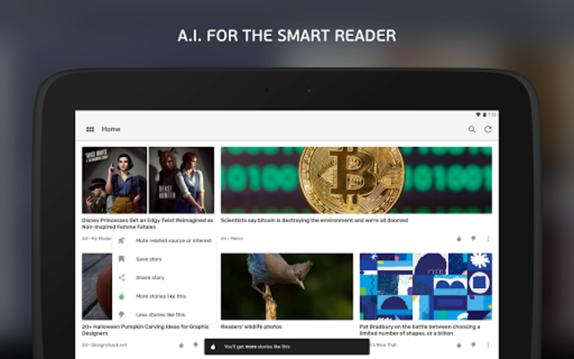 News360: Personalized News screenshot 16