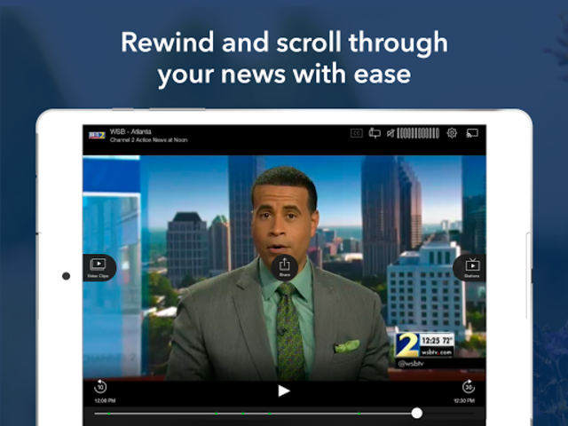 NewsON - Watch Local TV News screenshot 8