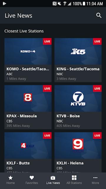 NewsON - Watch Local TV News screenshot 1