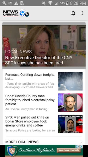 WSYR NewsChannel 9 LocalSYR screenshot 1
