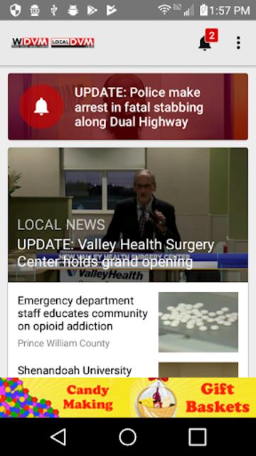 LocalDVM WDVM News screenshot 1