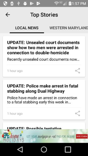LocalDVM WDVM News screenshot 2