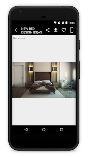 Modern Bed New Wooden Bed Furniture Design 2021 screenshot 3