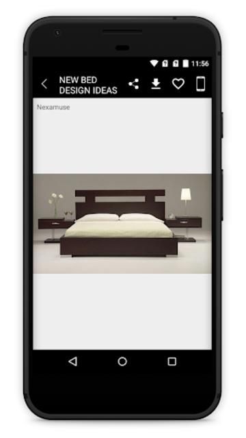 Modern Bed New Wooden Bed Furniture Design 2021 screenshot 4