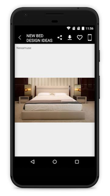 Modern Bed New Wooden Bed Furniture Design 2021 screenshot 5