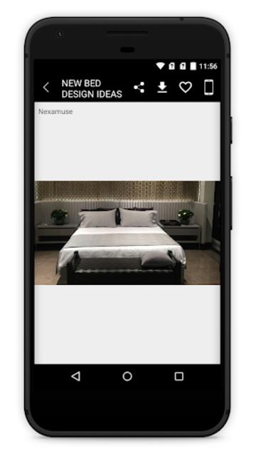 Modern Bed New Wooden Bed Furniture Design 2021 screenshot 6