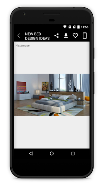 Modern Bed New Wooden Bed Furniture Design 2021 screenshot 8