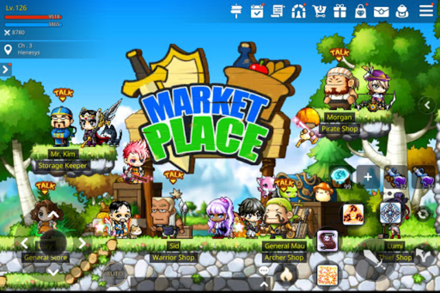 MapleStory M screenshot 24