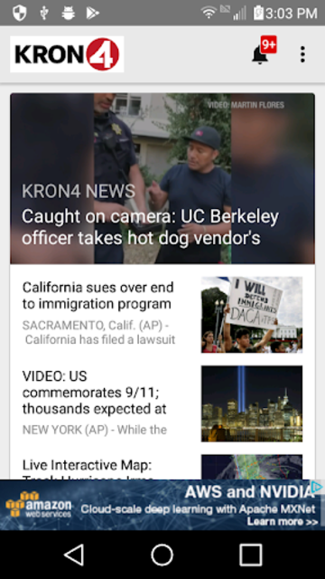 KRON4 News - San Francisco screenshot 1
