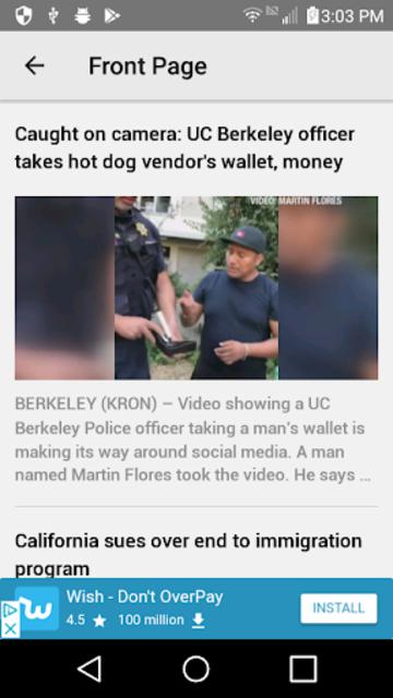 KRON4 News - San Francisco screenshot 2