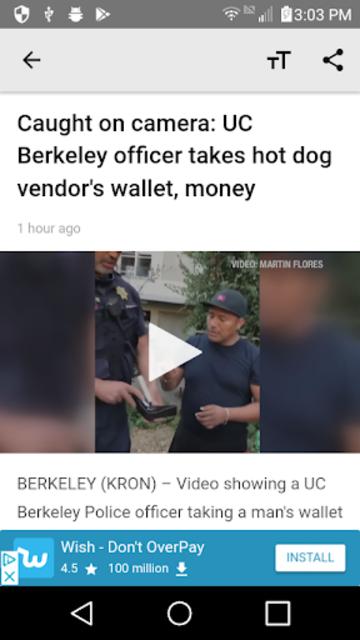 KRON4 News - San Francisco screenshot 3