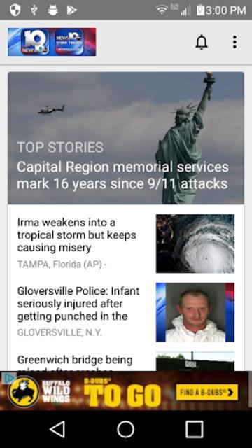 WTEN News10 ABC screenshot 1