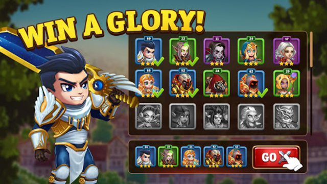 Hero Wars – Hero Fantasy Multiplayer Battles screenshot 6