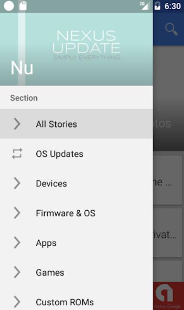 Update Android Version screenshot 1