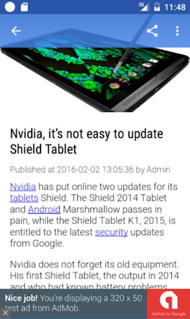 Update Android Version screenshot 8