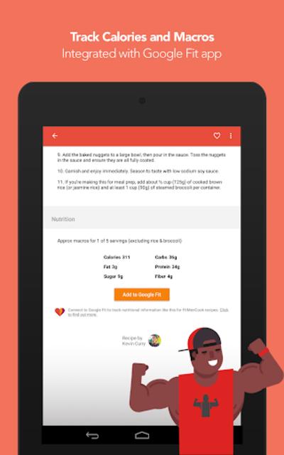 FitMenCook - Healthy Recipes screenshot 19