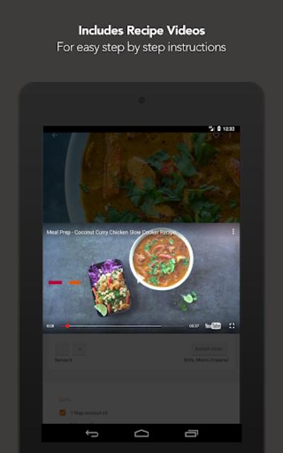 FitMenCook - Healthy Recipes screenshot 21