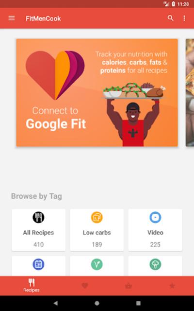 FitMenCook - Healthy Recipes screenshot 23