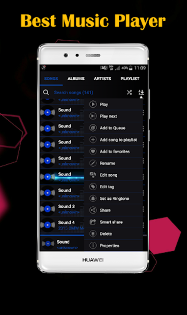Mp3 player Limited screenshot 3