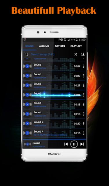 Mp3 player Limited screenshot 7