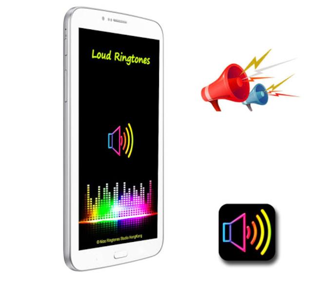Loud Ringtones screenshot 8