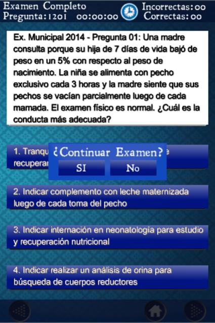 RM Pro: Residencias Médicas screenshot 10