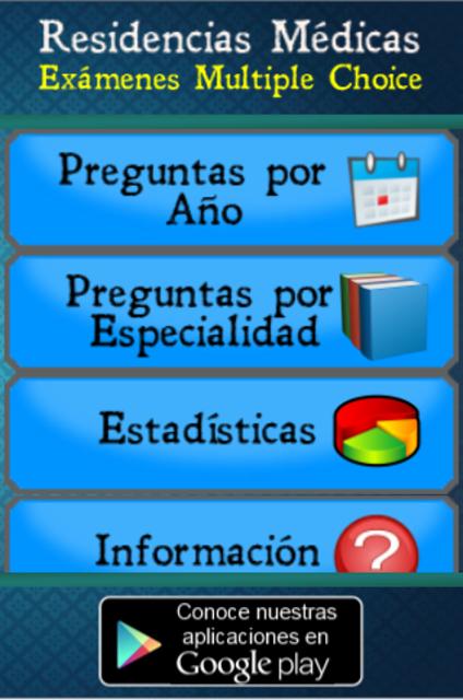 RM Pro: Residencias Médicas screenshot 2