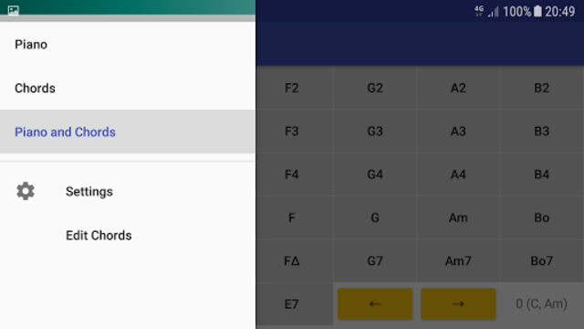 Harmony Pad screenshot 1