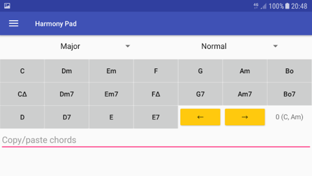 Harmony Pad screenshot 3