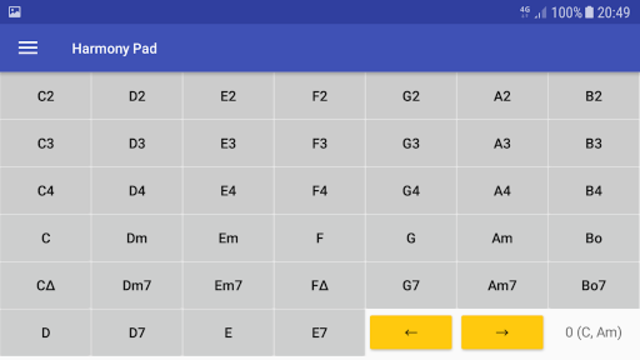 Harmony Pad screenshot 4