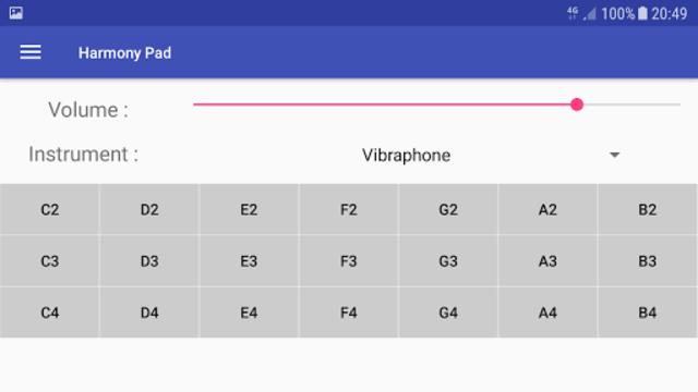 Harmony Pad screenshot 5