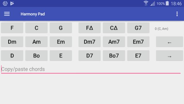 Harmony Pad screenshot 7