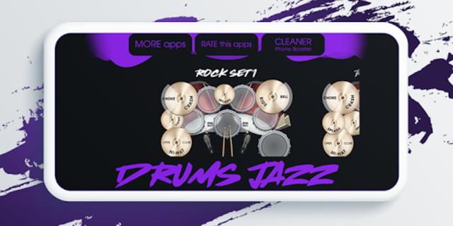 Real Drum Set - Real Drum Simulator screenshot 1
