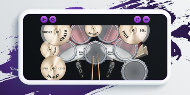 Real Drum Set - Real Drum Simulator screenshot 2