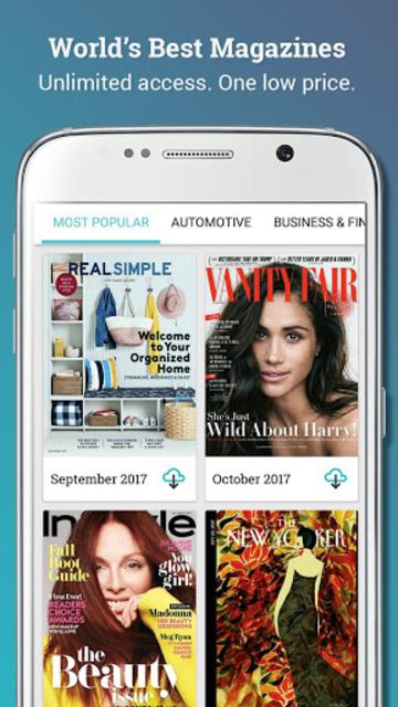 Texture – Unlimited Magazines screenshot 1
