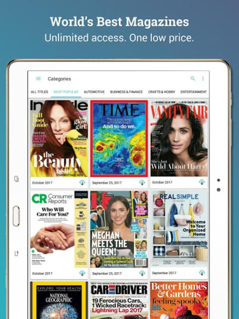 Texture – Unlimited Magazines screenshot 6