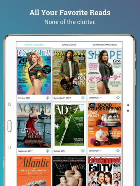 Texture – Unlimited Magazines screenshot 9