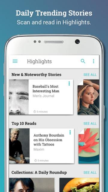 Texture – Unlimited Magazines screenshot 3