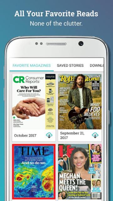 Texture – Unlimited Magazines screenshot 4