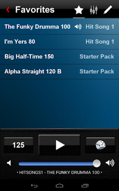 Drum Beats+ Rhythm Metronome screenshot 4