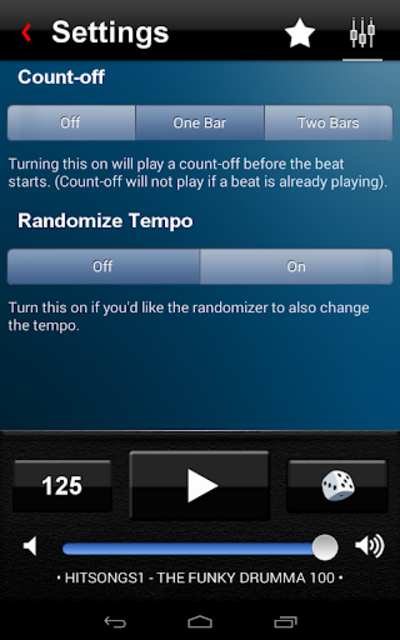 Drum Beats+ Rhythm Metronome screenshot 10