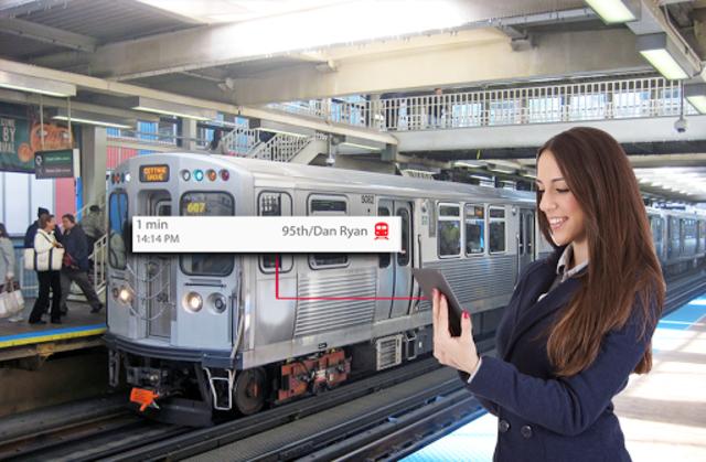 Chicago CTA Transit Tracker screenshot 4
