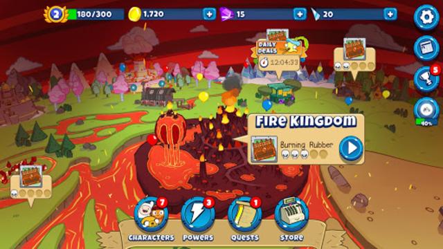 Bloons Adventure Time TD screenshot 3