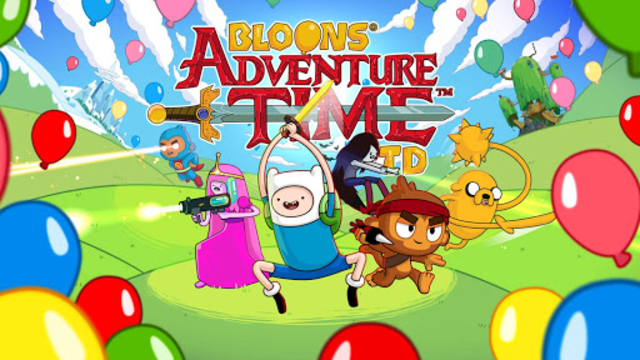 Bloons Adventure Time TD screenshot 7