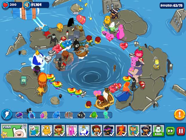 Bloons Adventure Time TD screenshot 9