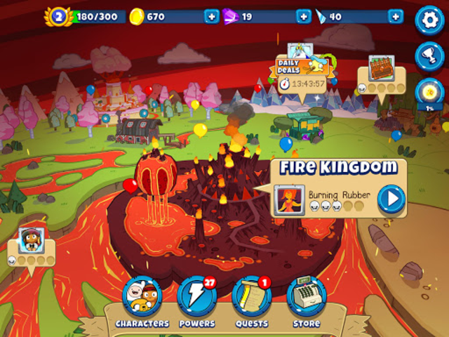 Bloons Adventure Time TD screenshot 10