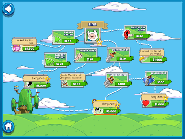 Bloons Adventure Time TD screenshot 11