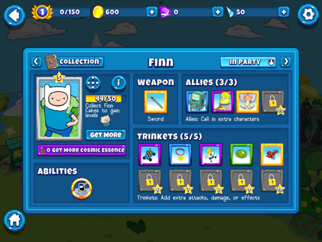 Bloons Adventure Time TD screenshot 12